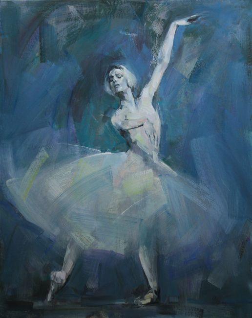 Baletnica -Renata Brzozowska