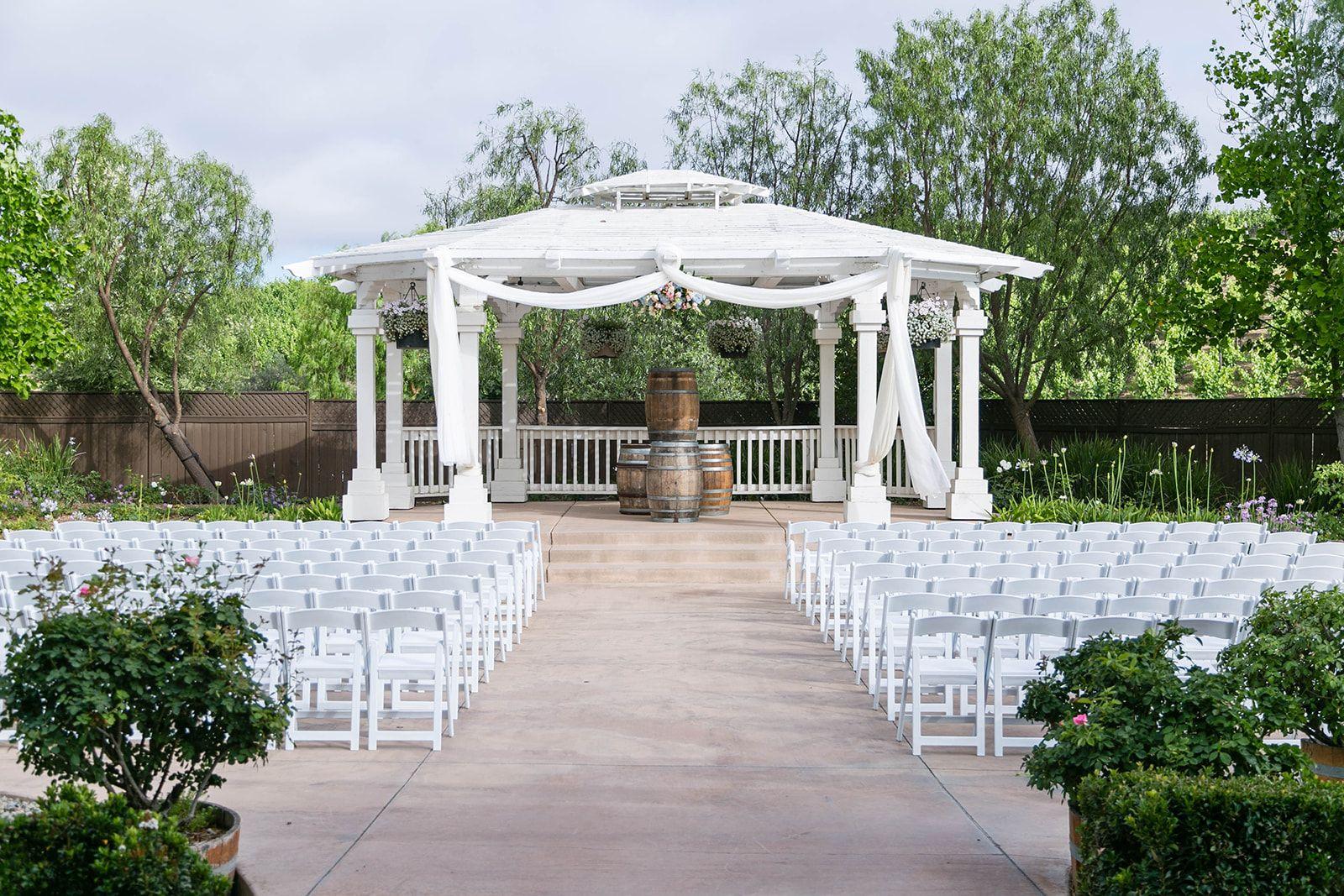 Ceremony Site Wilson Creek Winery Wedding Venue In Temecula Ca Leah Marie Photography Temecula Wineries Winery Wedding Venue Temecula Weddings