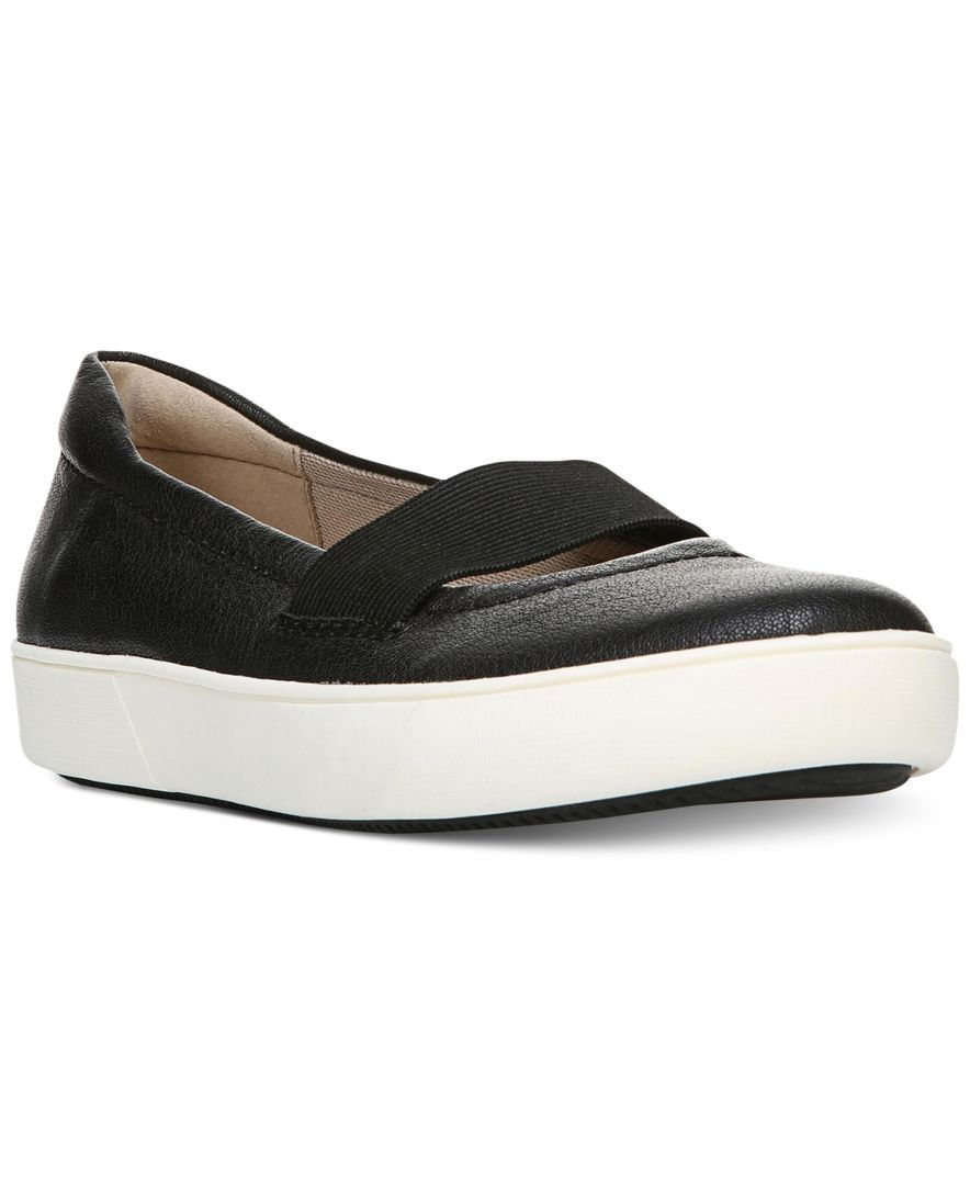 17109b5aa Naturalizer Mai Sneakers Wide Shoes, Leather Flats, Shoes Online, Shoes  Sneakers, Womens