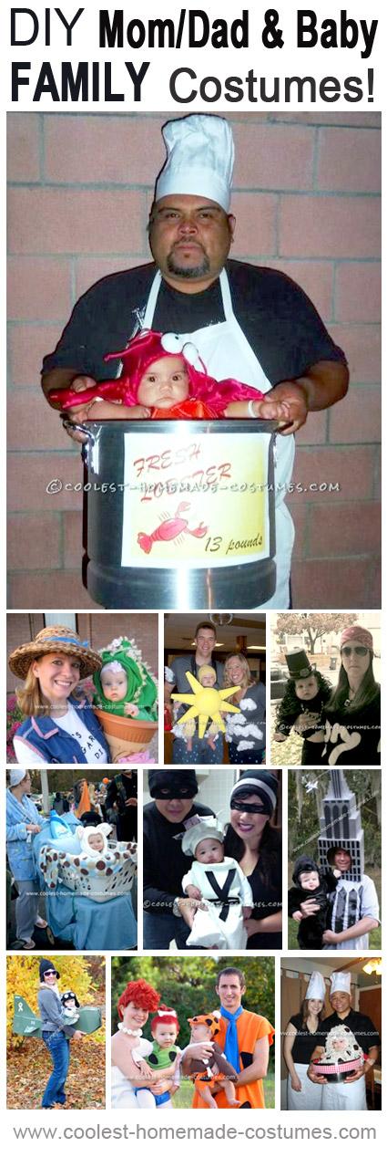 Mom Dad Baby Girl Halloween Costume Ideas.Top 10 Diy Mom Dad And Baby Costume Ideas All Things Baby
