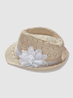 Sombrero de campana ceremonia niña  82013d809df