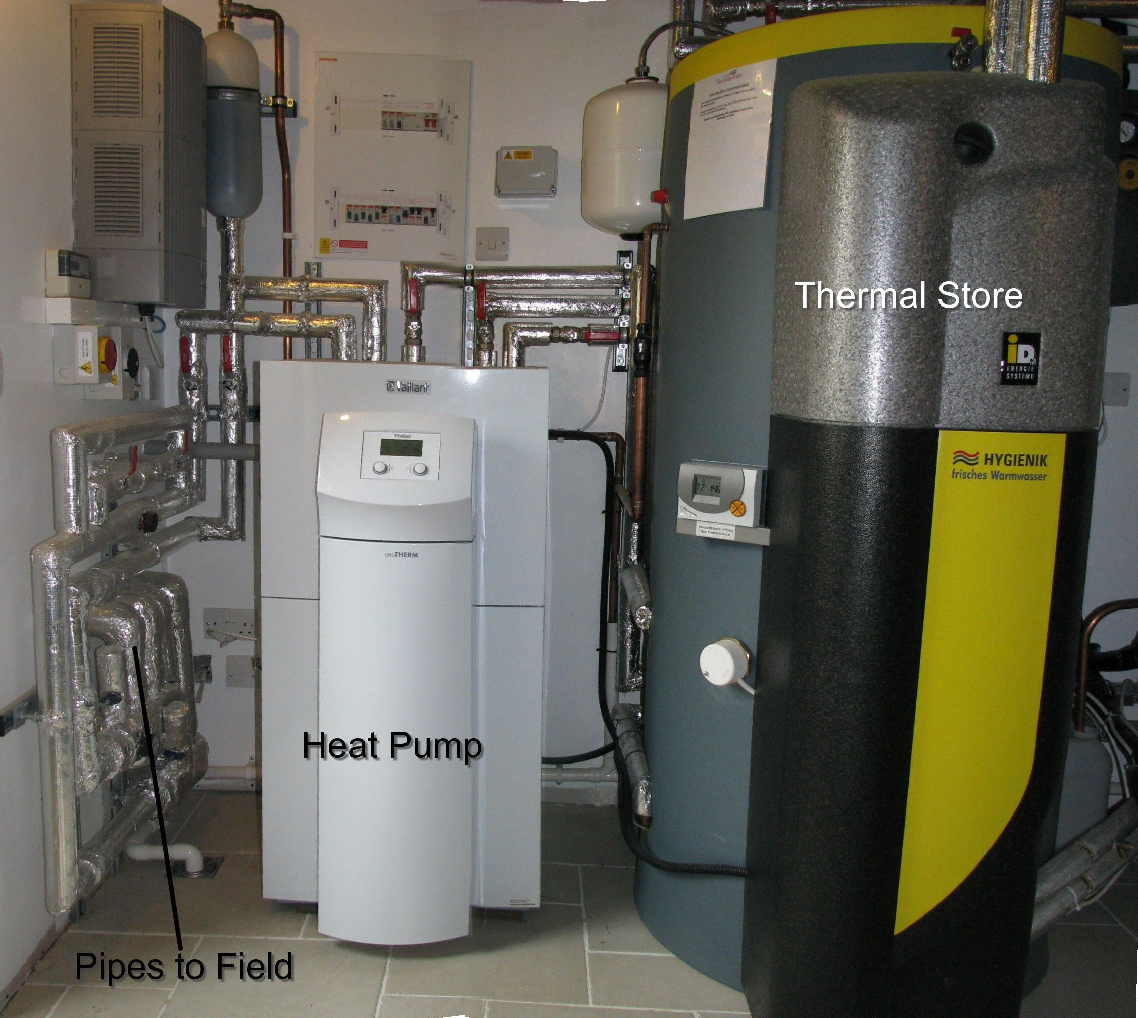 Professional home furnace installation services in