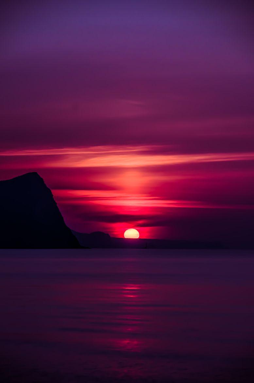 Renamonkalou Beautiful Sunset Scenery Beautiful Sunrise