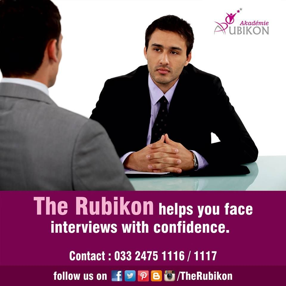 Missed out on the job because you got stuck at a question?  Join #TheRubikon and help us prepare you for your next interview.  #Softskills #achieve #goals #success #career