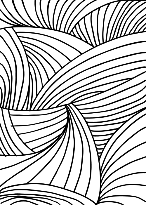 Abstract Drawing 29 Kidspressmagazine Com Abstract Coloring Pages Abstract Drawings Summer Coloring Pages
