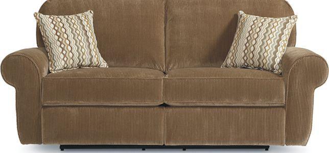 Value City Furniture Alexandria Va: Lane - 34339 Megan Reclining Sofa