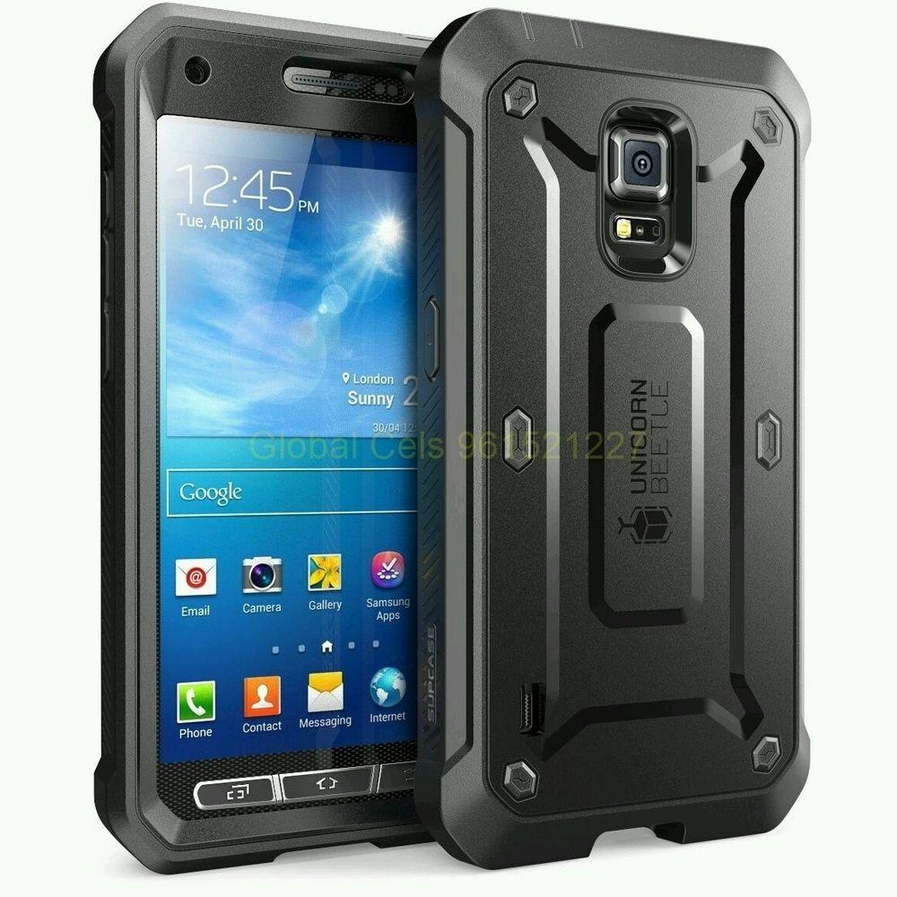 Protector Extremo Supcase Samsung GALAXY S5 ACTIVE Mica ...
