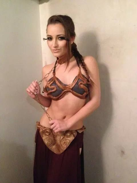 Think, Bree Daniels cosplay warrior nude pictures gallery that