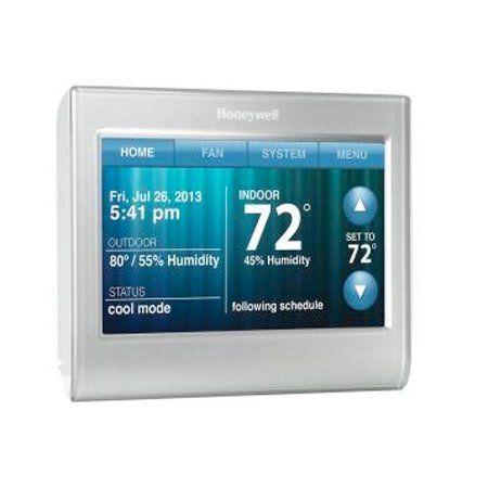 Honeywell WiFi Smart Thermostat (085267890762) Simple set