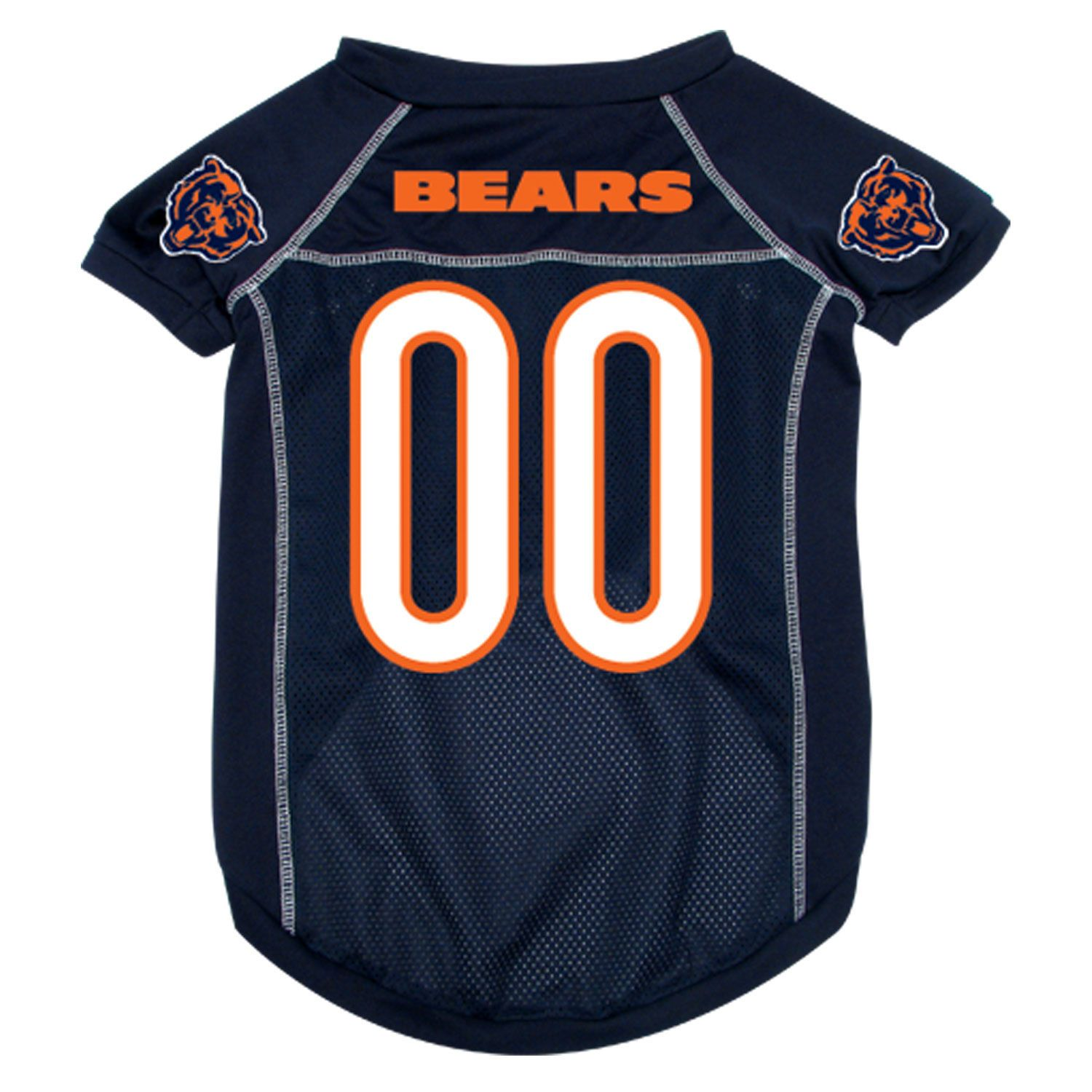 996593aff Chicago Bears NFL Pet Jersey
