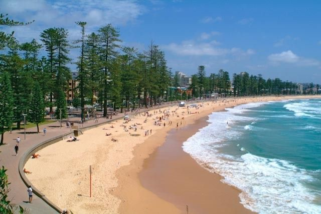 Manly Beach Photography By Thomas