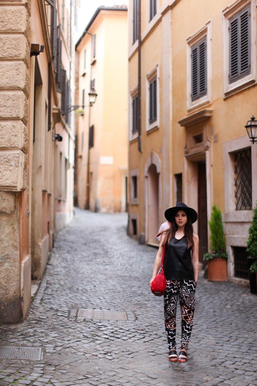 Le Blog de Betty / Week end à Rome //  #Fashion, #FashionBlog, #FashionBlogger, #Ootd, #OutfitOfTheDay, #Style