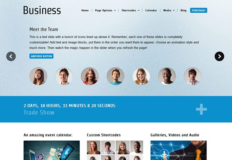 30 fresh corporate wordpress business themes wordpress tutorials 30 fresh corporate wordpress business themes accmission Images
