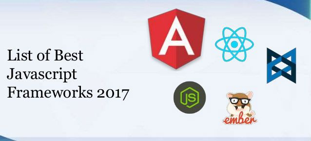 List of Top Javascript Frameworks That You Will See In