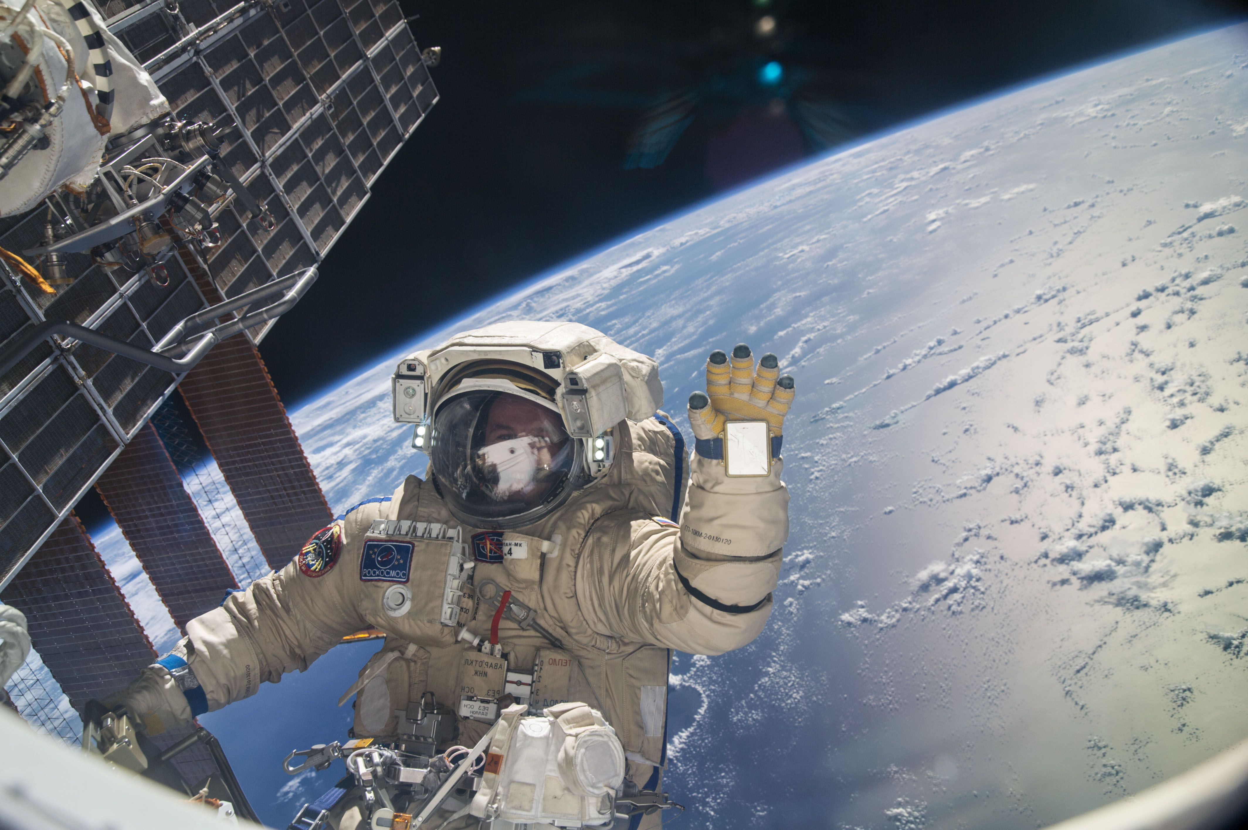 Nutritional aspects for the space flight performance - Red Planet Nutrition