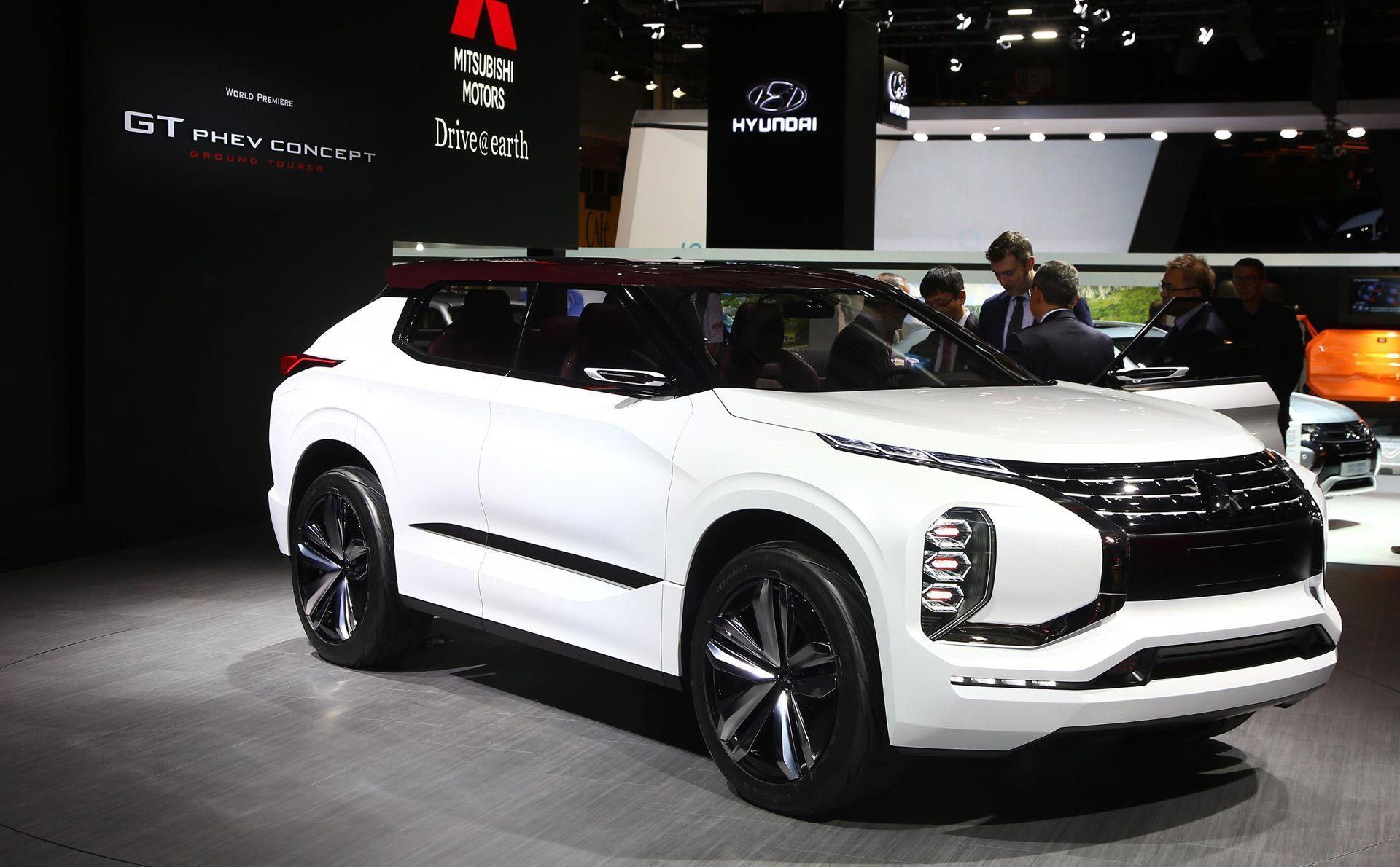 2020 Mitsubishi Pajero Price and Release date