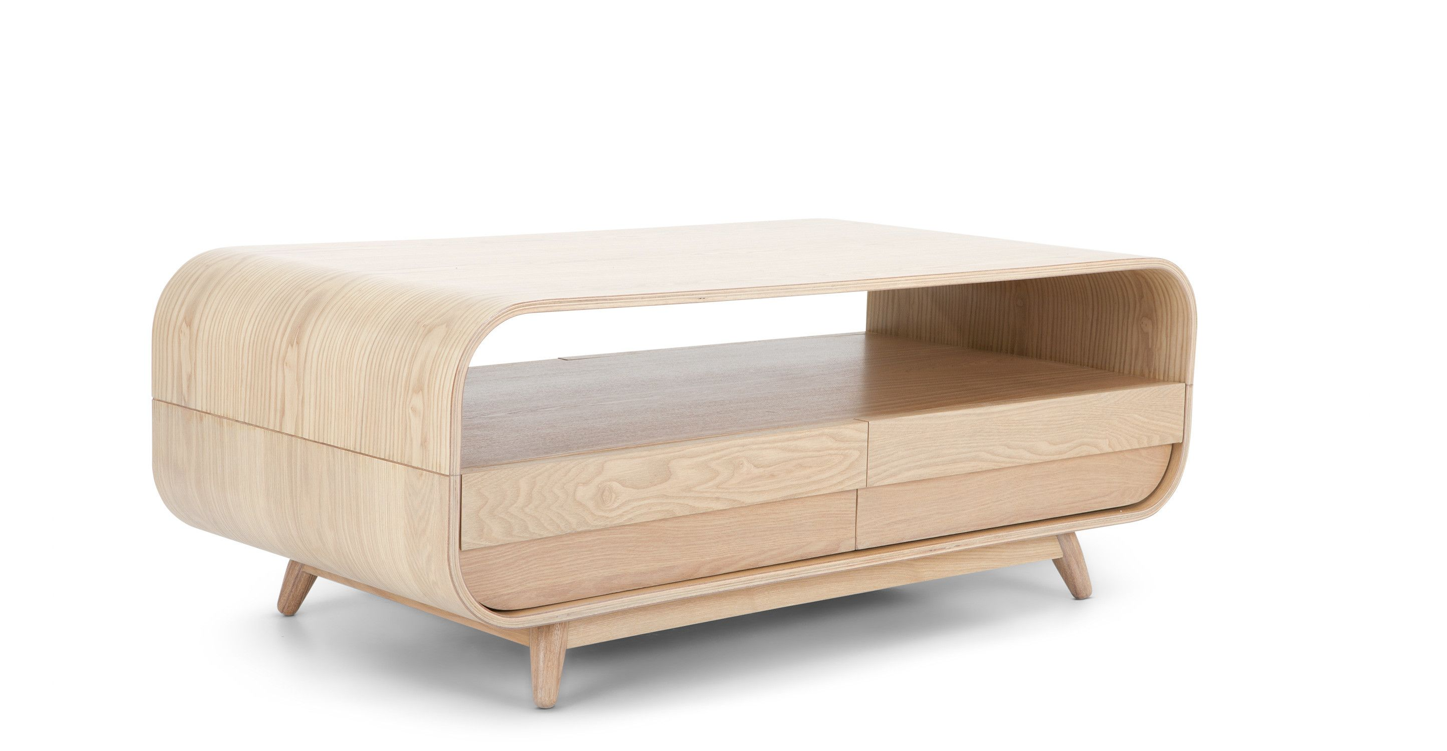 Esme coffee table with two drawers ash ash drawers and room esme coffee table with two drawers ash geotapseo Images