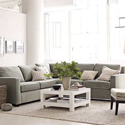 Sectional Family Room Decorating Home Home Living Room