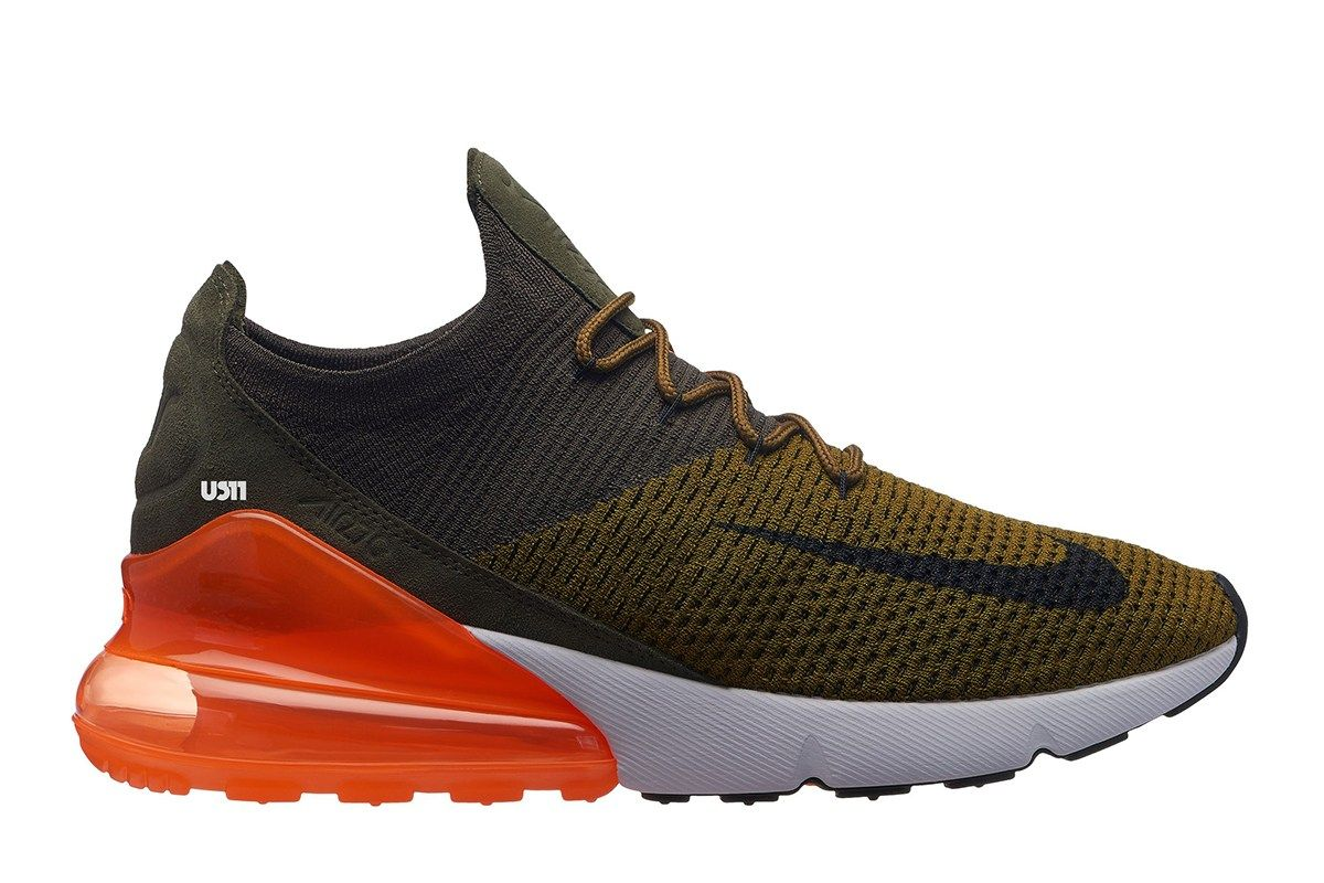 Nike Air Max 270 Flyknit: 7 Colorway Preview | Street