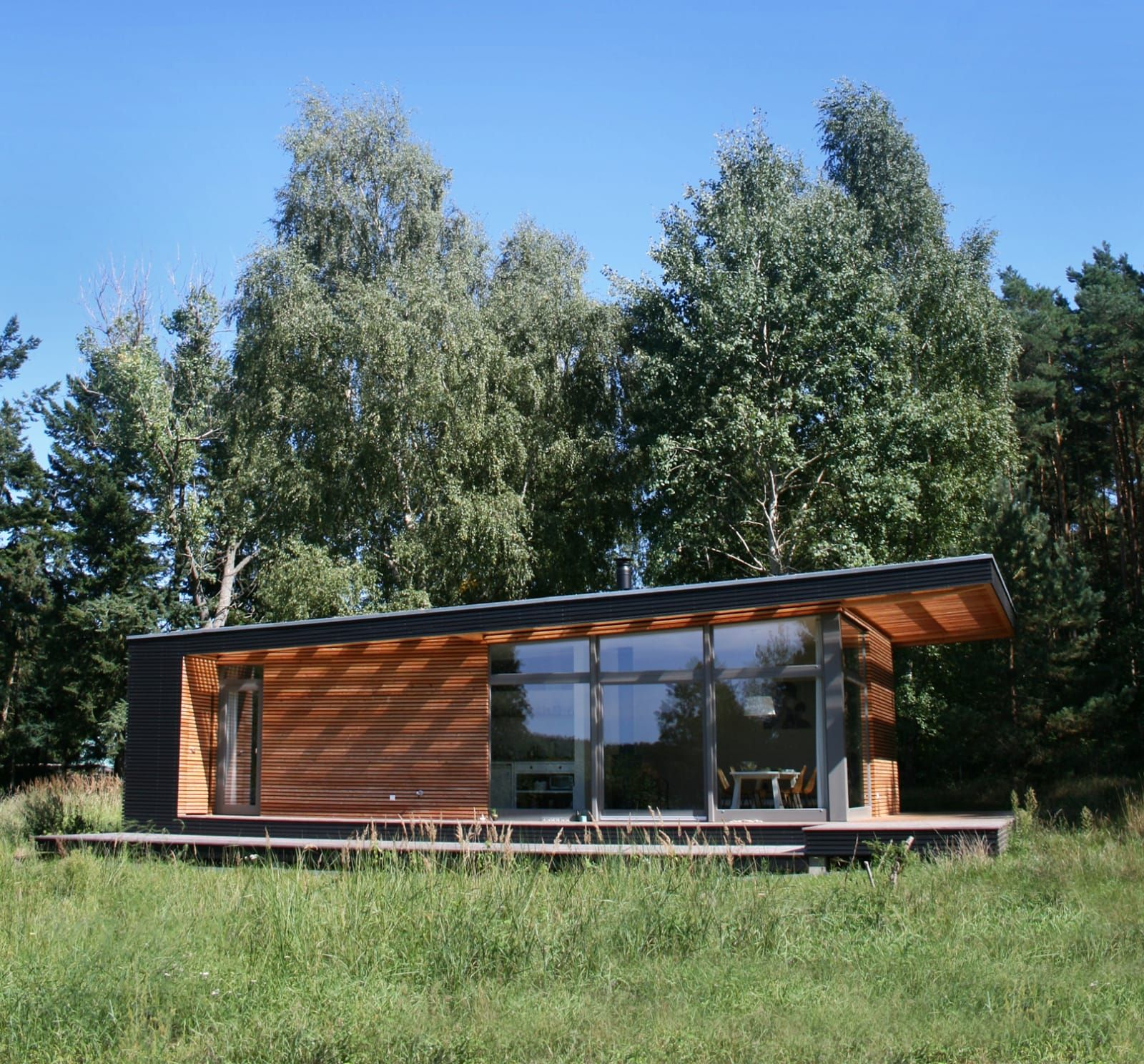 Small House Designs With Big Impact