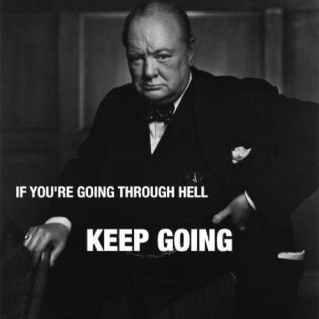 Winston Churchill | Winston churchill quotes, Words