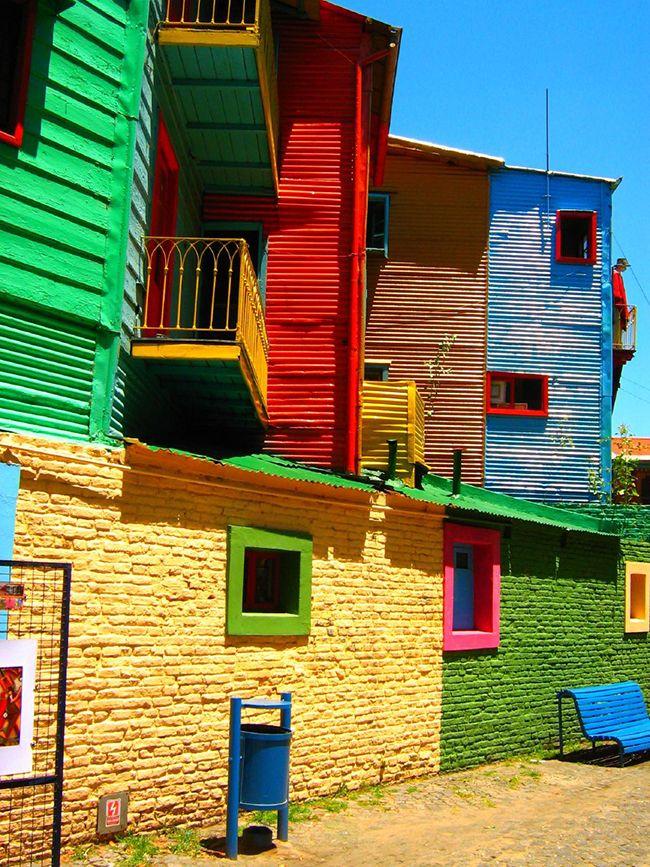 Caminito (Buenos Aires) – Argentina
