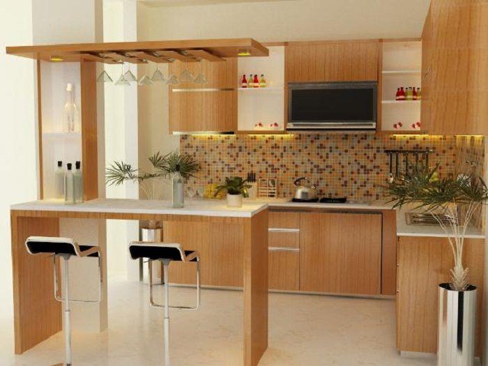 Tips Untuk Mendapatkan Kitchen Set Minimalis Modern Yang Tepat