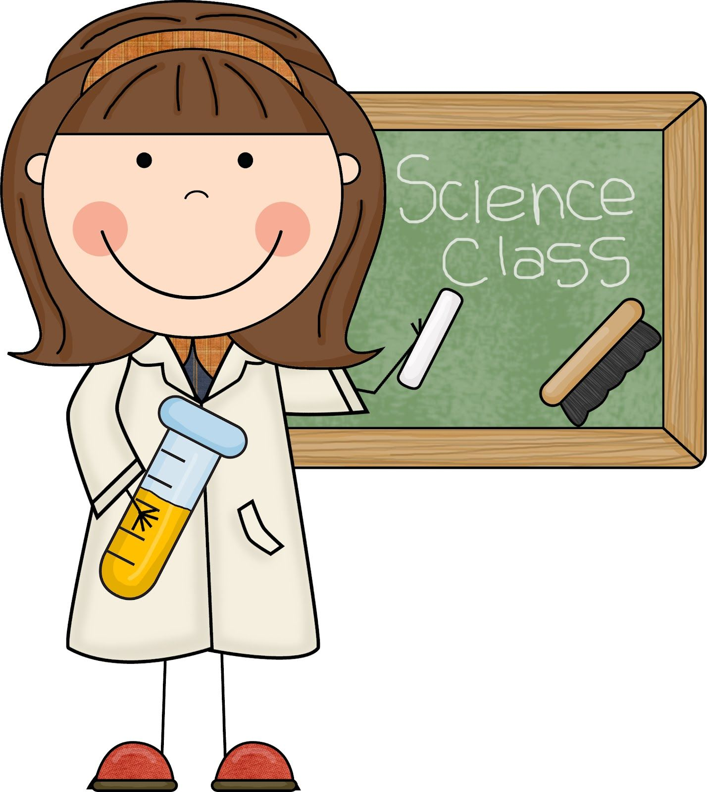 Male Science Teacher Clipart | Clipart Panda - Free Clipart Images