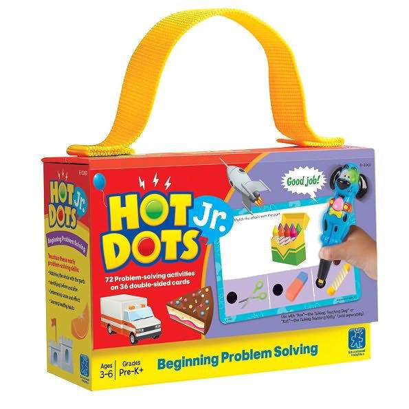 Hot Dots® Jr. - Problem Solving