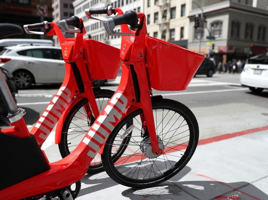 Uber Plans Self Driving Bicycles And Scooters Bicycle Bicycle