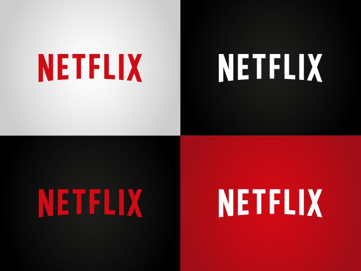 Work Netflix Netflix Logo Reveal Logo Design