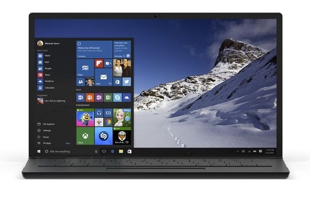 Microsoft Officially Announces July 29th Launch Date For Windows 10 Video Lenovo Lenovo Yoga Book Windows 10
