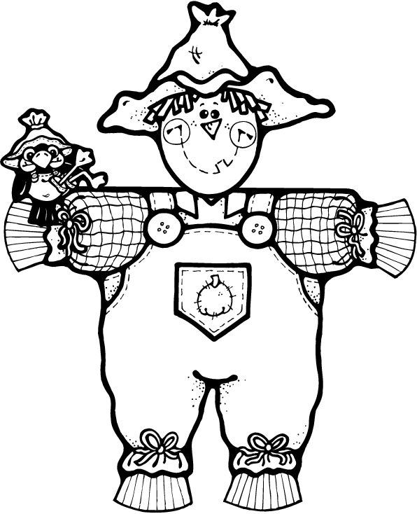 Free Halloween Coloring Pages Autumn And Halloween Activities