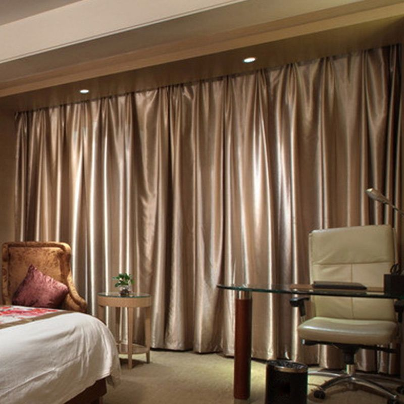 Good Blackout Cold Soundproof Room Dividing Curtains Dining Room