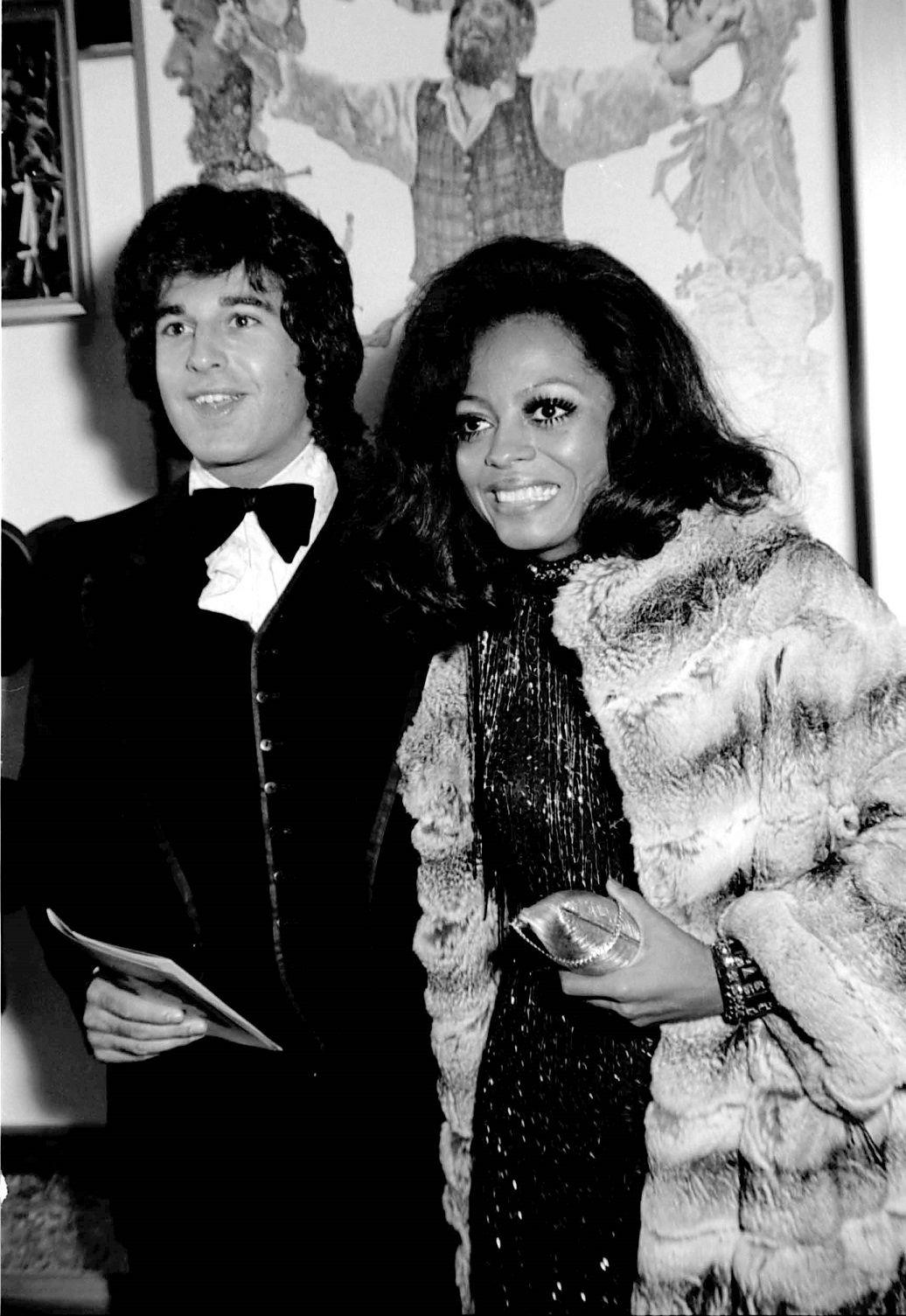 Robert Silverstein & Diana Ross