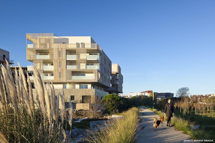 Greensquare | Architettura | Pinterest