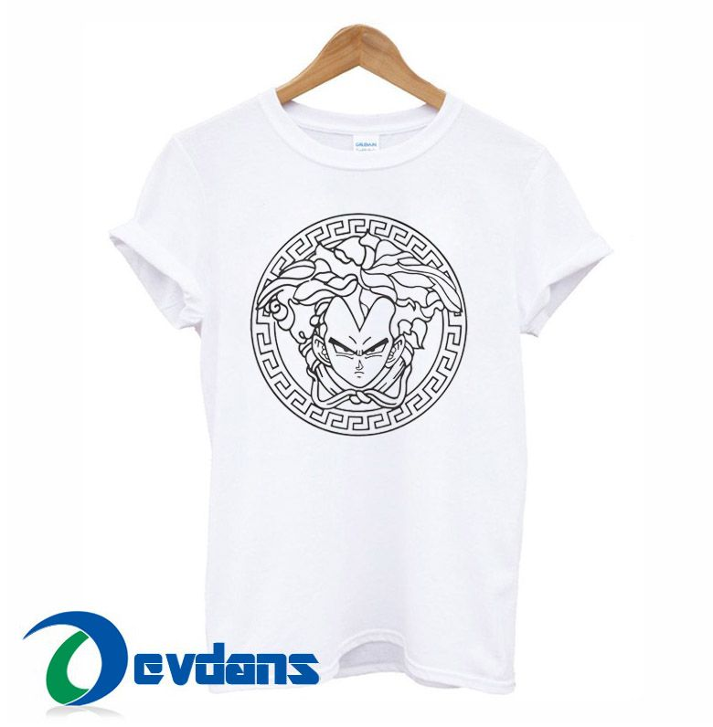 46a3b0174799 Vegeta Versace T Shirt Women And Men Size S To 3XL #gucci #tshirt #tshirts # tees #cheaptees #cheaptshirt #cheaptshirts #cheapgucci #The #Helmut #Lang  #Seen ...