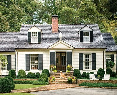 Atlanta Cottage Makeover | Paul Bates  Jeremy Corkern Architects | the Fielding Report