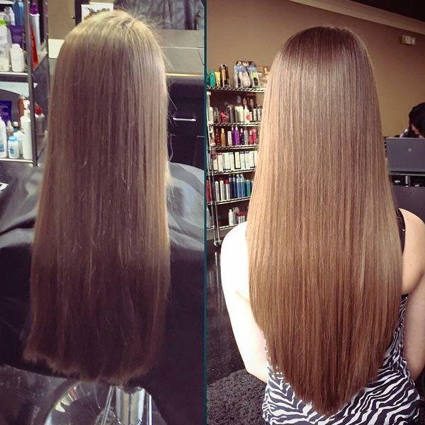Pin On U V Shape Hair Cut