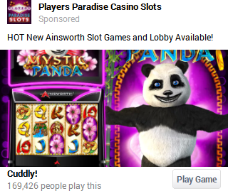 WhatAdsWork Slots games, Games to play, Casino slots