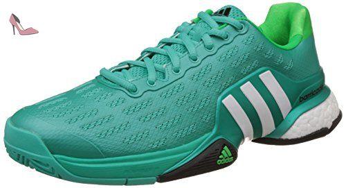 adidas Barricade 2016 Boost, Chaussures de Tennis Homme