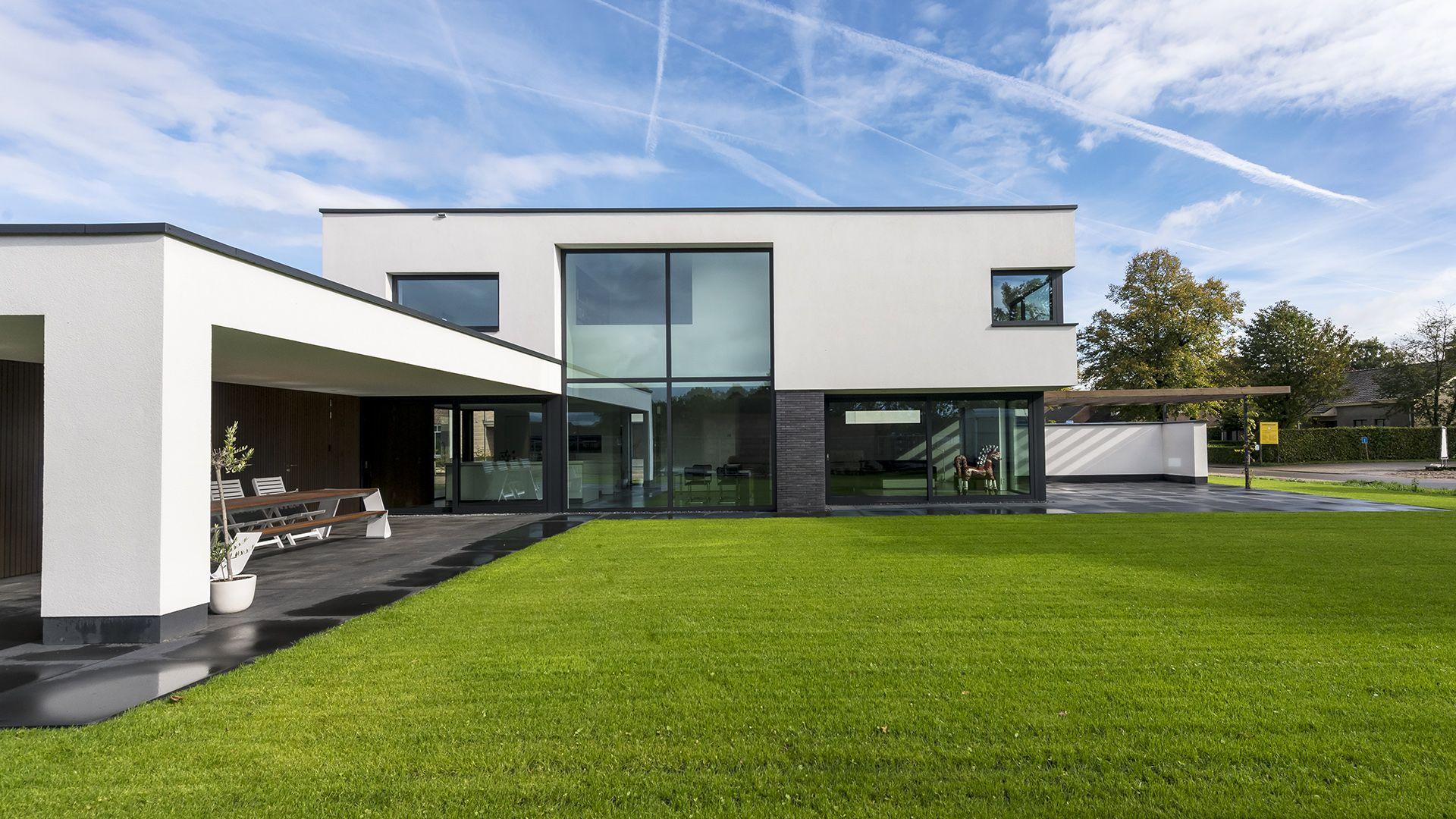 Woonhuis Breda   Architektur   Pinterest   Architektur, Moderne ...