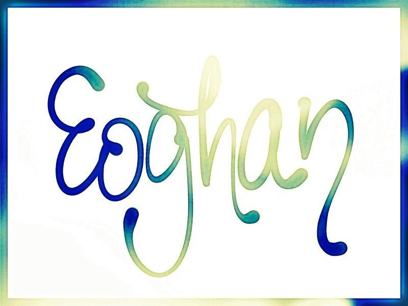 "Eoghan (""Ewan"")   