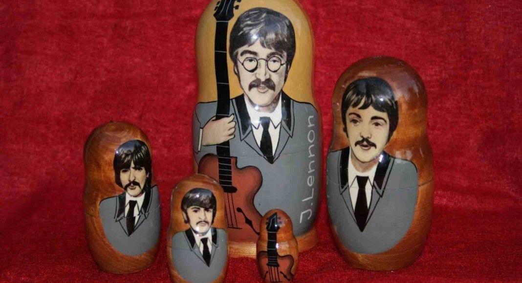 Come i Beatles sconvolsero il Cremlino arriva questa sera su Sky Arte alle 21.10. Regia di Leslie Woodhead