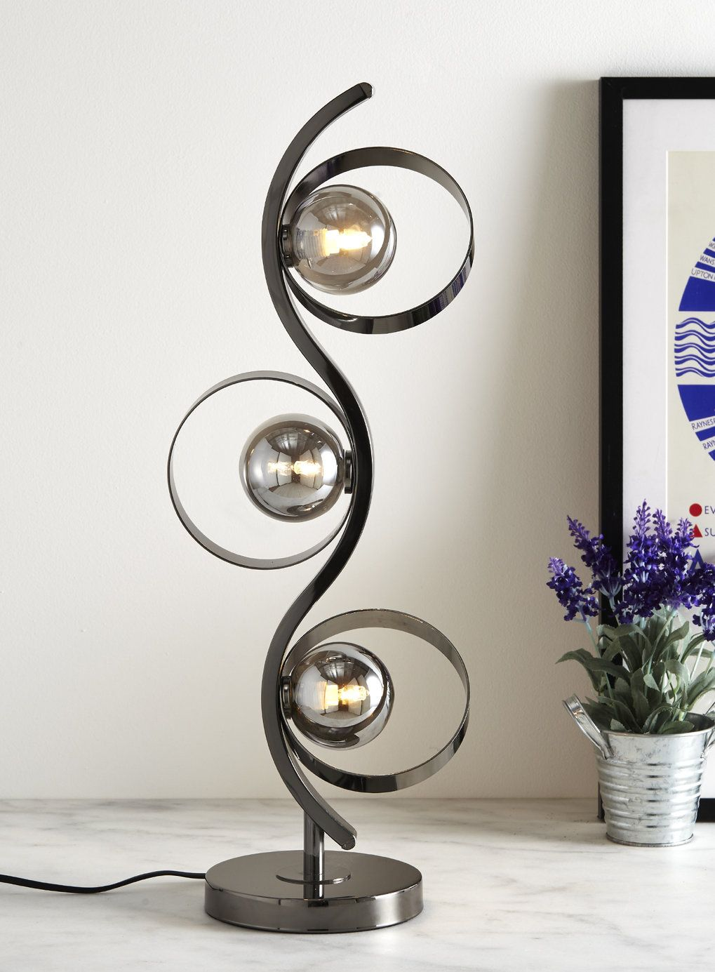 Tyler table lamp lamps pinterest bhs and interiors tyler table lamp mozeypictures Image collections