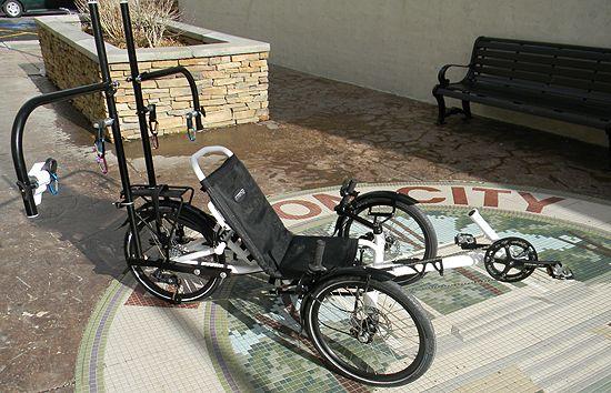 Dog Powered Catrike Villager G2 from Utah Trikes | Custom Trikes