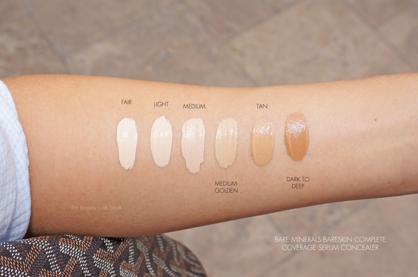 Pin by SyDnEy on Face things Bare minerals concealer