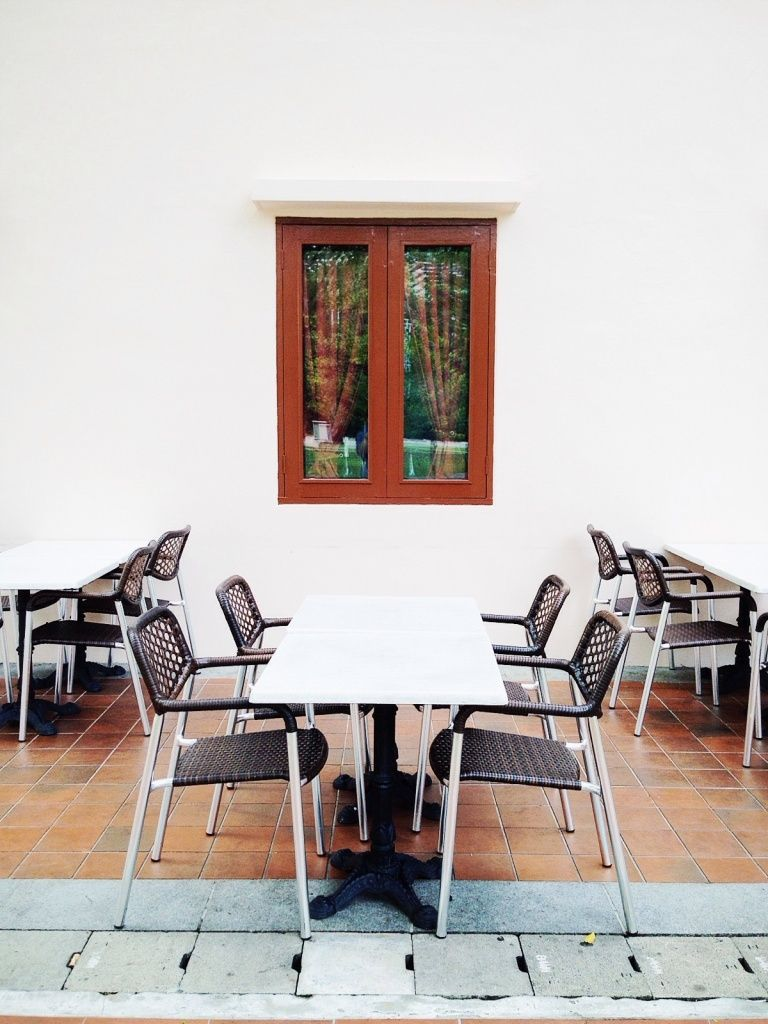 Hello kitty dining room  Singapore  VSCO  Doors Windows and other Portals  Pinterest  D
