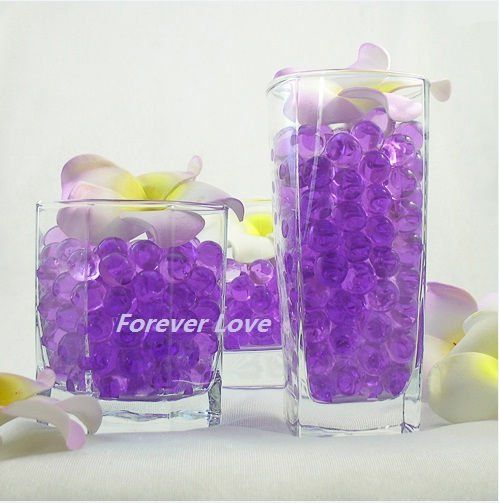 Aliexpress.com : Buy FREE SHIPPING PURPLE NEW Crystal Jello Wedding Party  Centerpiece Decoration From Part 72