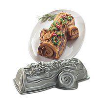 Nordic Ware Yule Log Pan